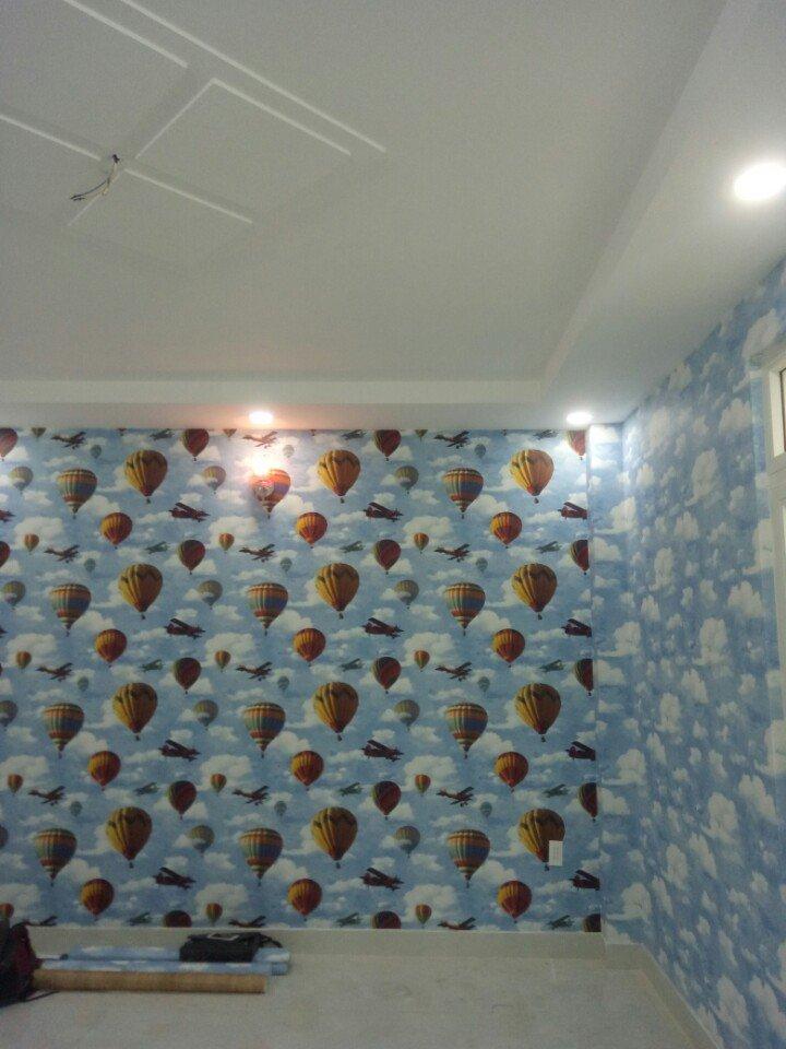 GK023 1 giấy dán tường trẻ em sunfroni 023 1